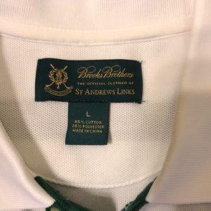 Brooks Brothers Shirts - Brooks Brothers Golf Polo